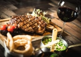 Steak Restaurant at Picardy Place