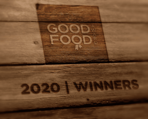 Who won the Good Food Awards 2020
