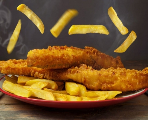 Today we Launch - Good Food Award for Fish and Chips