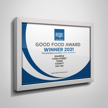 The Good Food Awards Merchandise